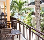 3 Sterne  Hotel Ark Bar Beach Resort in Koh Samui - Ansicht 2