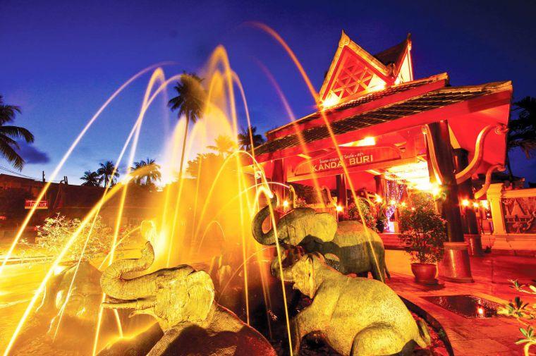 4 Sterne  Hotel Novotel Samui Resort Chaweng Beach Kandaburi in Koh Samui - Ansicht 1