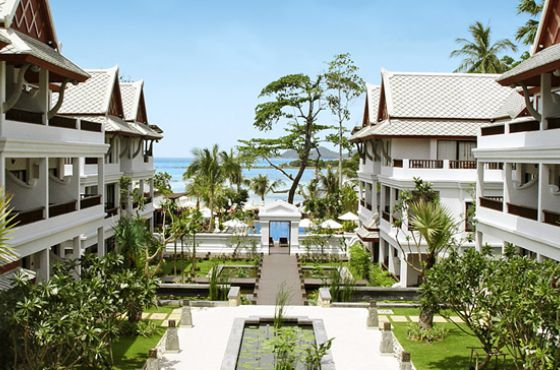 4 Sterne  events-lifestyle Novotel Samui Resort Chaweng Beach Kandaburi in Koh Samui