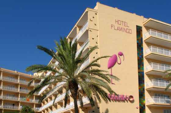 4 Sterne  abireisen ABI-CLUB Flamingo in Lloret de Mar