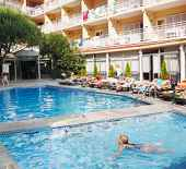 4 Sterne  Hotel ABI-CLUB Flamingo in Lloret de Mar - Ansicht 5