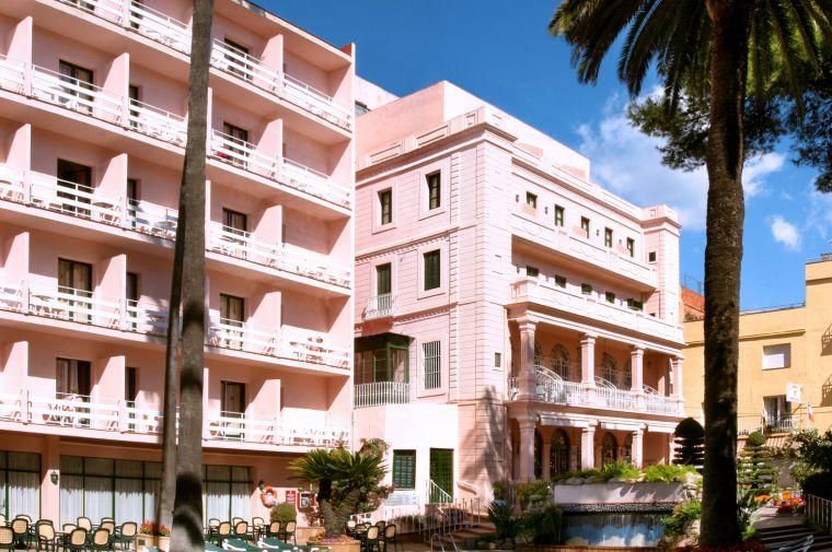3 Sterne  Hotel ABI-CLUB Guitart Rosa in Lloret de Mar - Ansicht 1