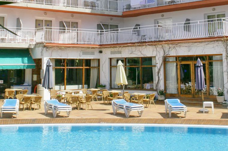 4 Sterne  Hotel Acapulco in Lloret de Mar - Ansicht 1