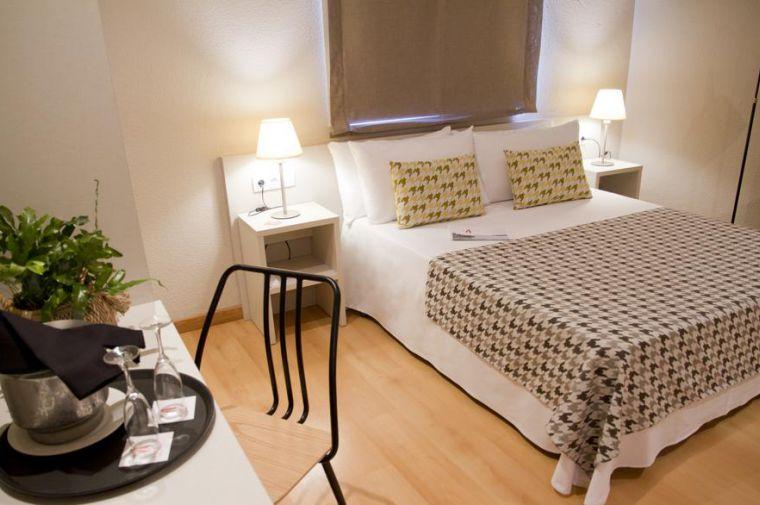 4 Sterne  Hotel Alegria Plaza Paris in Lloret de Mar - Ansicht 1