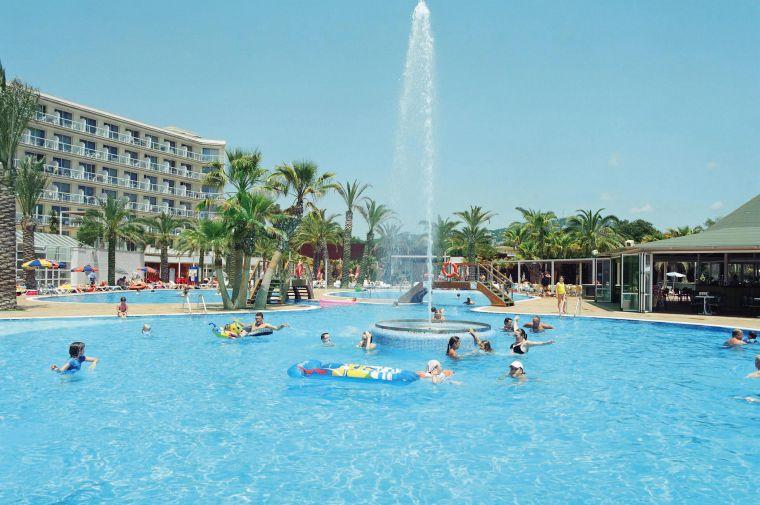 4 Sterne  Aparthotel Aparthotel Costa Encantada in Lloret de Mar - Ansicht 1