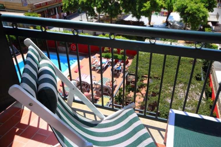 4 Sterne  Hotel Aqua Bertran in Lloret de Mar - Ansicht 1