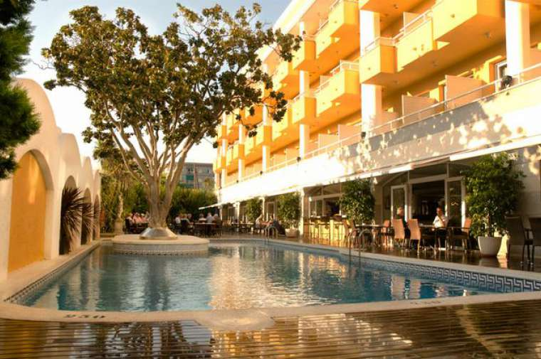 4 Sterne  Hotel Augusta Club in Lloret de Mar - Ansicht 1