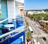 3 Sterne  Apartment Blau in Lloret de Mar - Ansicht 5