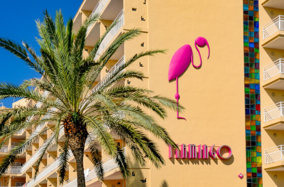 4 Sterne  abireisen Flamingo in Lloret de Mar