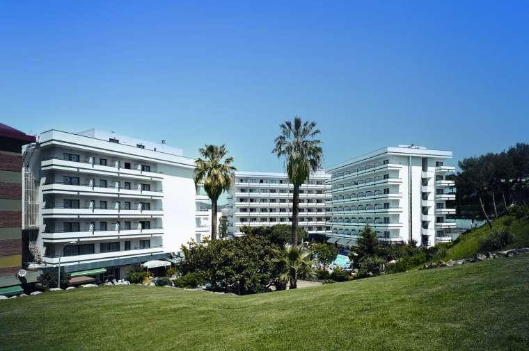 4 Sterne  Hotel Gran Garbi in Lloret de Mar - Ansicht 1