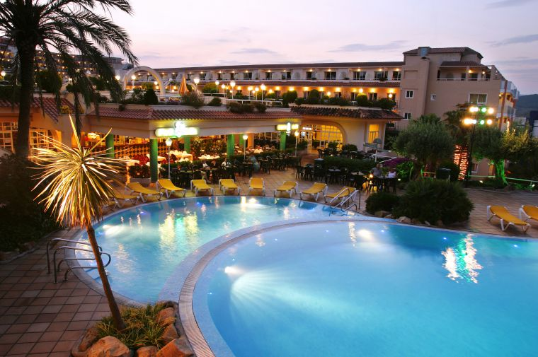 4 Sterne  Hotel Guitart Central Park Resort 4* in Lloret de Mar - Ansicht 1
