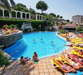 4 Sterne  Hotel Guitart Central Park Resort 4* in Lloret de Mar - Ansicht 6