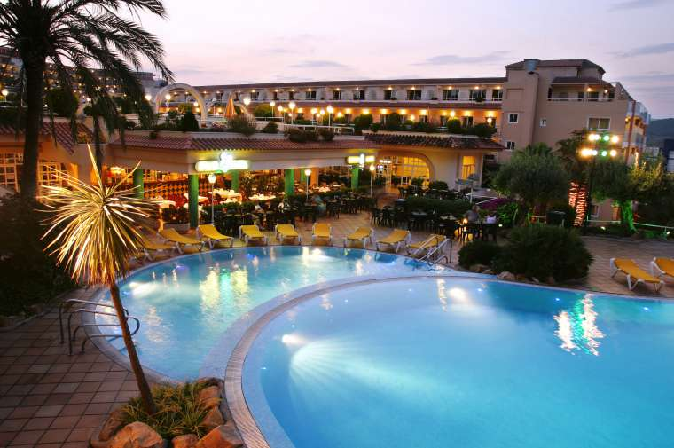3 Sterne  Hotel Guitart Central Park Resort in Lloret de Mar - Ansicht 1