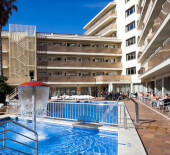 4 Sterne  Hotel H.TOP Royal Star in Lloret de Mar - Ansicht 2