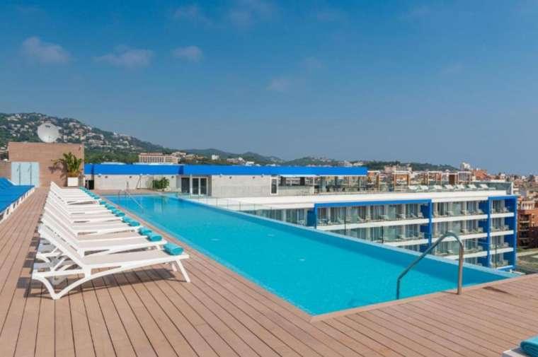 4 Sterne + Hotel L'Azure in Lloret de Mar - Ansicht 1
