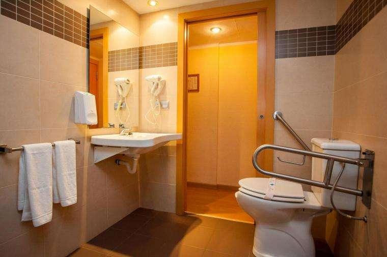 4 Sterne  Hotel Maria del Mar in Lloret de Mar - Ansicht 1