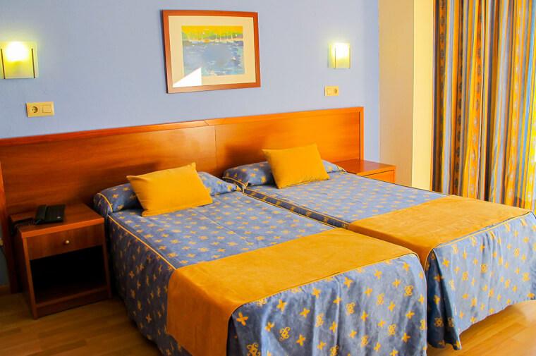 4 Sterne  Hotel Metropol in Lloret de Mar - Ansicht 1