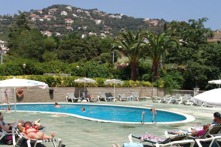 3 Sterne  Hotel Montañamar in Lloret de Mar - Ansicht 1