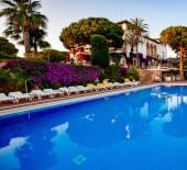 4 Sterne  Hotel Roger de Flor in Lloret de Mar - Ansicht 2