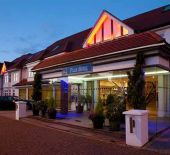 2 Sterne  Hotel Best Western Palm in London - Ansicht 1