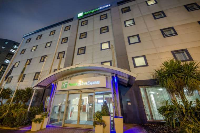 3 Sterne  Hotel Holiday Inn Express Royal Docks in London - Ansicht 1
