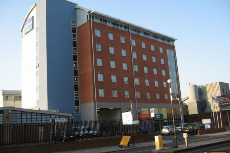 0 Sterne  Hotel Standardhotel in London - Ansicht 1