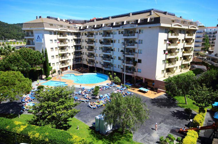 4 Sterne + Hotel Aqua Montagut Suites in Malgrat de Mar - Ansicht 1
