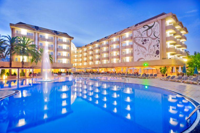 4 Sterne  Hotel Florida Park in Malgrat de Mar - Ansicht 1