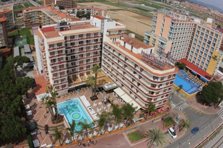 3 Sterne  Hotel Reymar in Malgrat de Mar - Ansicht 1