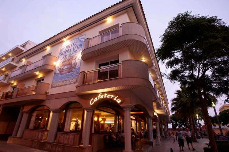 3 Sterne  Hotel Sorra d'or Beach Club in Malgrat de Mar - Ansicht 1