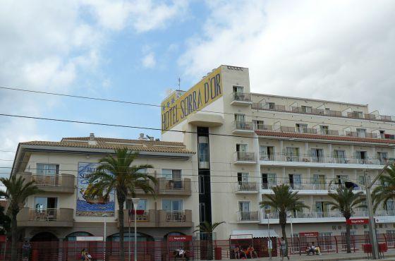 3 Sterne  abireisen Sorra d'or Beach Club in Malgrat de Mar