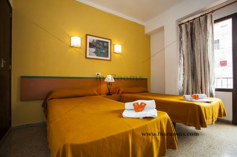 1 Sterne  Hostel Arenal Pins in Mallorca - Ansicht 1
