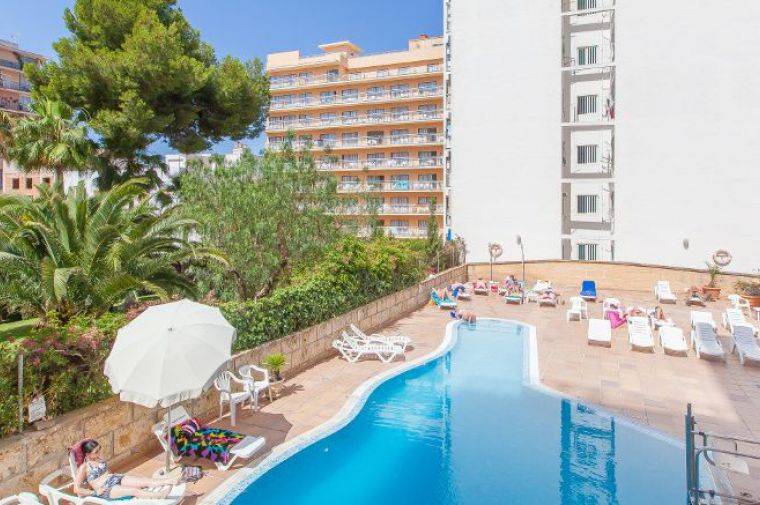 3 Sterne  Hotel Blue Sea Tower in Mallorca - Ansicht 1