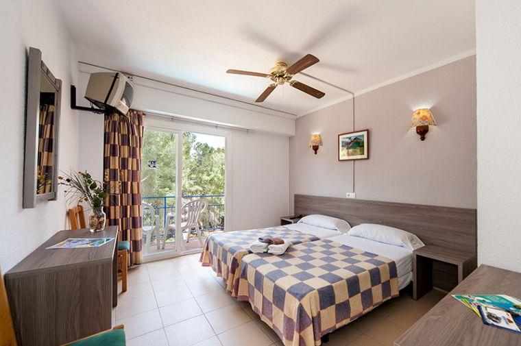 2 Sterne  Hotel Costa Mediterraneo in Mallorca - Ansicht 1