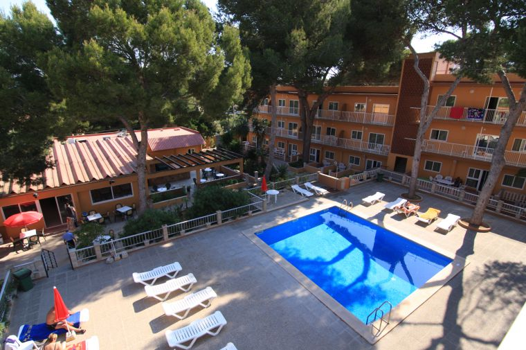 2 Sterne  Apartment Don Juan in Mallorca - Ansicht 1