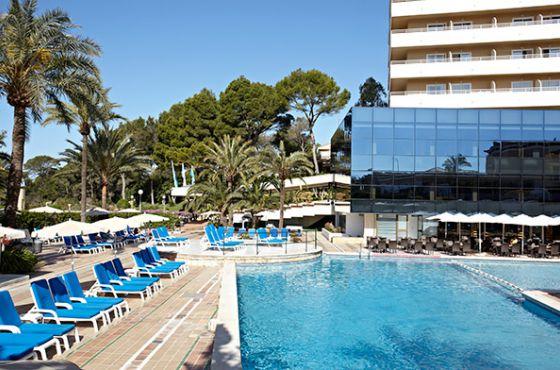 4 Sterne  jugendreisen Grupotel Taurus Park in Mallorca