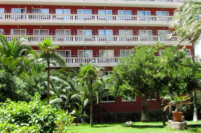 3 Sterne  Hotel Luna / Luna Park in Mallorca - Ansicht 1