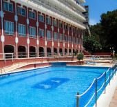 3 Sterne  Hotel Luna / Luna Park in Mallorca - Ansicht 2
