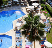 3 Sterne  Hotel Pabisa Sofia in Mallorca - Ansicht 4