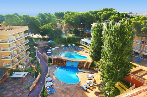 3 Sterne  abireisen Palma Bay Club Resort in Mallorca