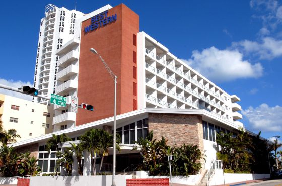 3 Sterne  spring-break Best Western Atlantic Beach Resort in Miami