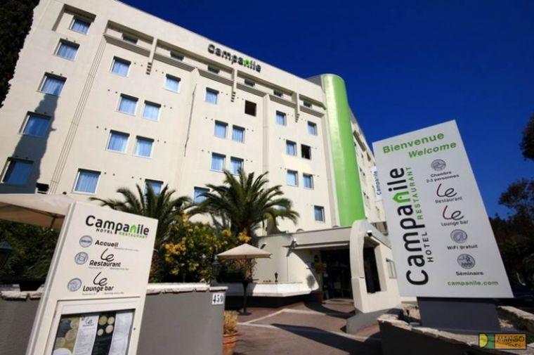 0 Sterne  Kategorie Budgethotel in Nizza - Ansicht 1