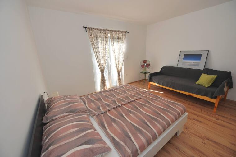0 Sterne  Apartment Natalia in Novalja - Ansicht 1