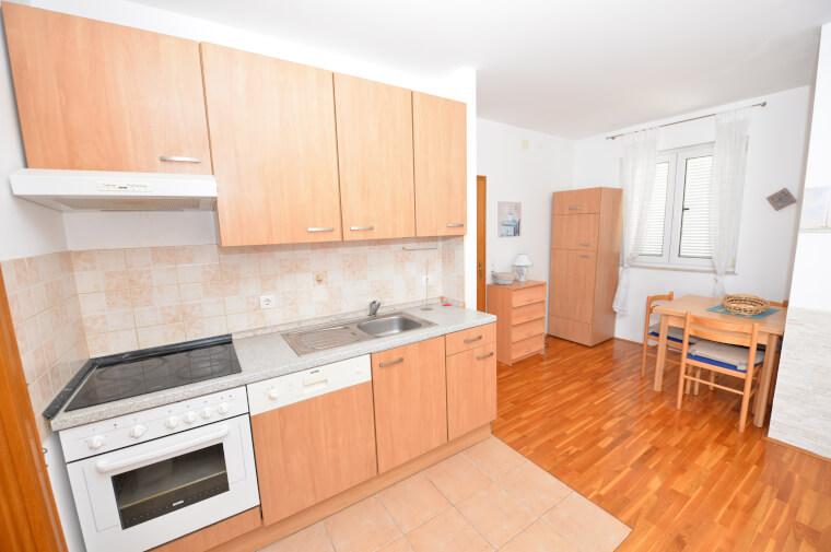 0 Sterne  Apartment Wanda in Novalja - Ansicht 1