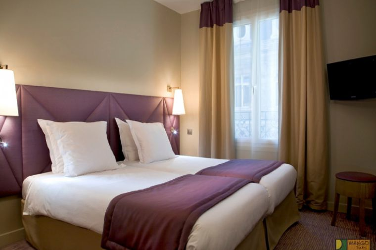 0 Sterne  Hotel Komforthotel in Paris - Ansicht 1
