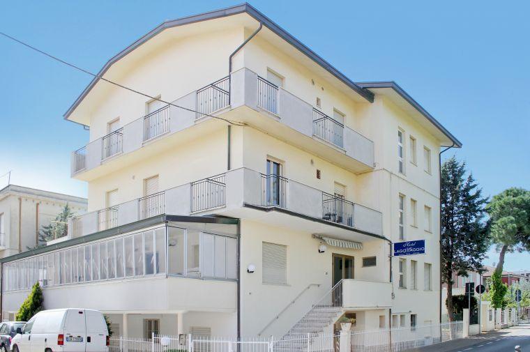1 Sterne  Hotel Lagomaggio in Rimini - Ansicht 1