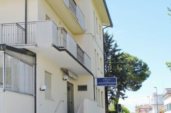 1 Sterne  abireisen Lagomaggio in Rimini