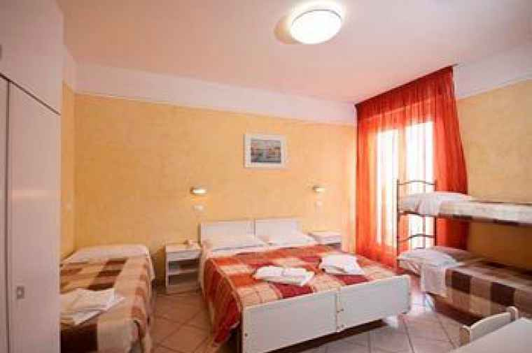 3 Sterne  Hotel Naica in Rimini - Ansicht 1