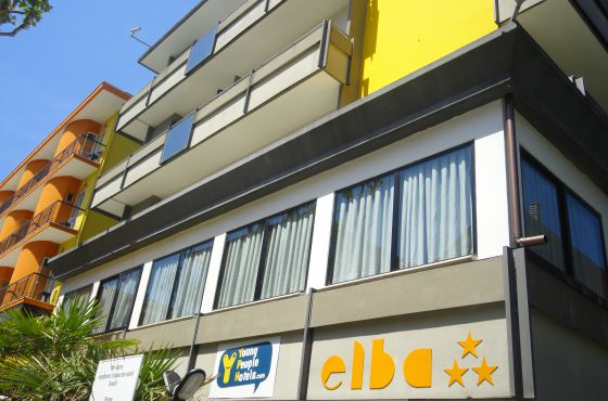 3 Sterne  maturareisen Youngpeoplehotels in Rimini