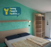 3 Sterne  Hotel Youngpeoplehotels in Rimini - Ansicht 5